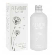 Гипоаллергенный силиконовый лубрикант Pleasure Lab Original - 100 мл.